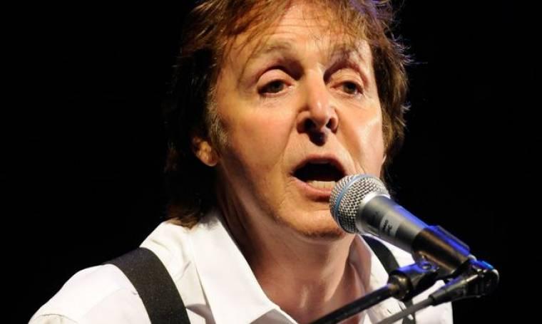 Paul McCartney: Κυκλοφορεί η νέα του δουλειά!