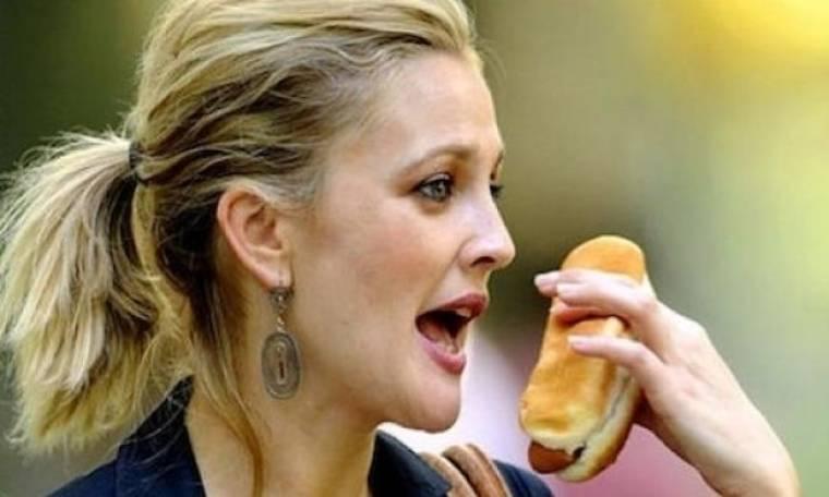 Το μυστικό της Drew Barrymore για να διατηρεί τη σιλουέτα της