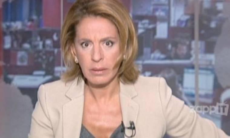 Γιατί δεν ήταν σήμερα στο δελτίο ειδήσεων η Όλγα Τρέμη;