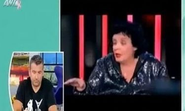 Ο Λιάγκας απαντά στην Κανέλλη και ξεσπά: «Δεν θα της απαντήσω, γιατί την σέβομαι»
