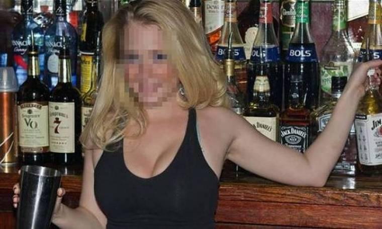 Η τρομακτική μεταμόρφωση μιας ξανθιάς barwoman