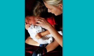 Δημήτρης Αποστόλου: Η νέα τρυφερή φωτογραφία που πόσταρε στο διαδίκτυο με το νεογέννητο μωρό του