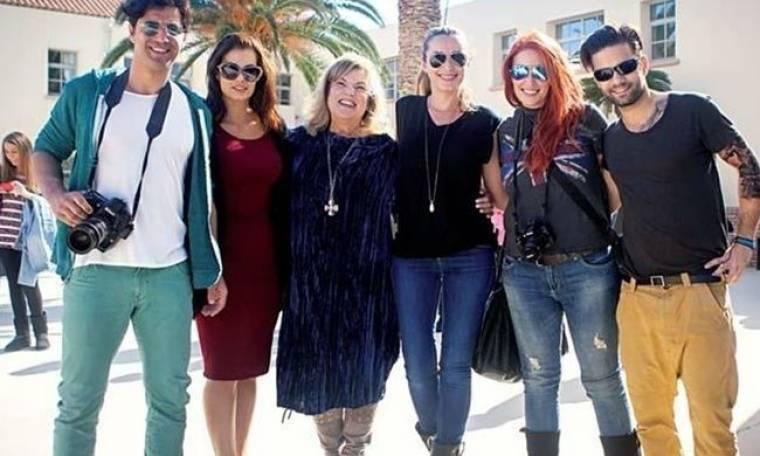 Ρουβάς-Ζυγούλη: Παρακολούθησαν τη γιορτή της μικρής Αναστασίας