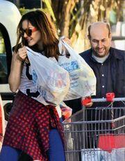 Δέσποινα Βανδή: Τα ψώνια της στο super market και η υγιεινή διατροφή