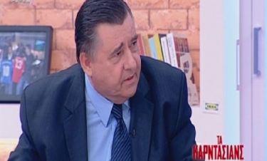 Γιώργος Καρατζαφέρης: Του λείπει η Μαρία Μπεκατώρου τώρα που έφυγε από το κανάλι;