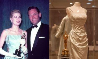 Σε έκθεση τα φορέματα της πριγκίπισσας Grace Kelly