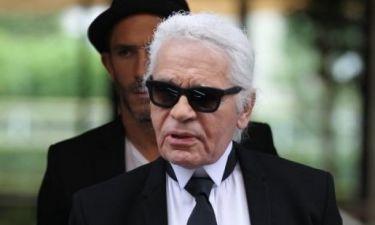Karl Lagerfeld: Τα σχόλιά του για τις «γεμάτες» γυναίκες τον οδηγούν στο δικαστήριο