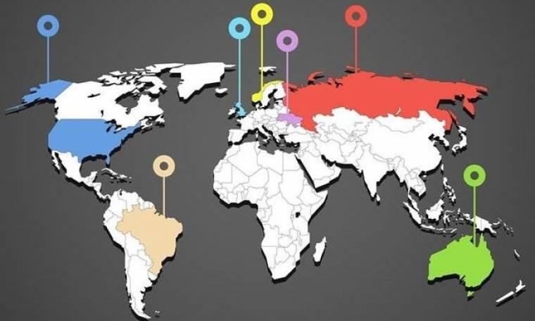 Δείτε real time σε χάρτη πόσοι γεννιούνται και πεθαίνουν ανά δευτερόλεπτο
