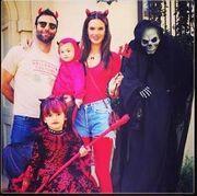 Halloween 2013: Οι Celebrities ξεσαλώνουν!