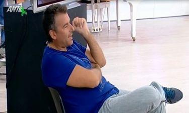 Ο Λιάγκας «μούτρωσε» με τους συνεργάτες του και εκείνοι του τα «έχωσαν» on air!