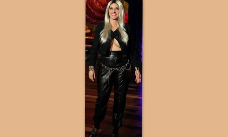 Είναι αυτό το στήθος της Ellen DeGeneres;