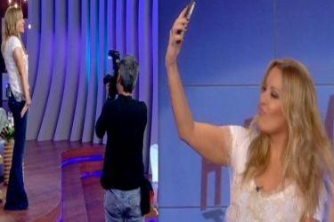 Ναταλία Γερμανού: Χορός, μεγάλες δόσεις αυτοσαρκασμού αλλά και σπόντες προς τους Έλληνες «celebrities» για τις παπαρατσίστικες φωτό