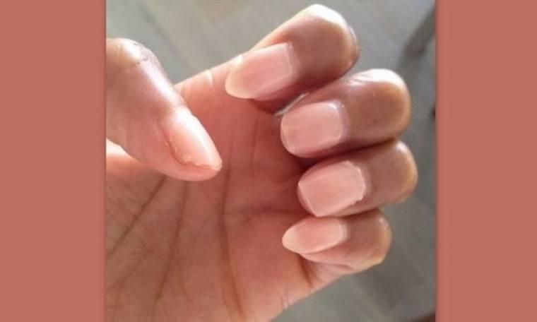 Σούπερμοντελ κυκλοφορεί με αυτά τα νύχια!