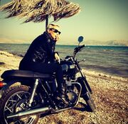 Easy rider στο Ναύπλιο η…