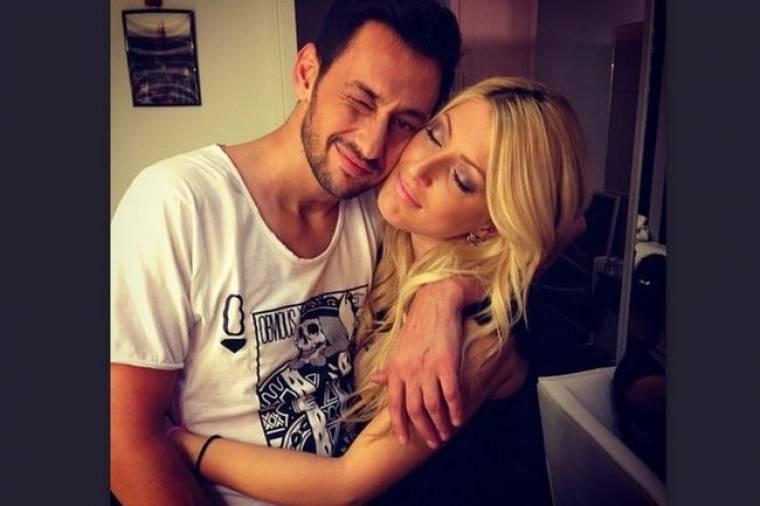 Λεάνα Μάρκογλου-Πάνος Καλίδης: Full in love!
