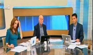 Έξαλλος ο Παπαδάκης με τηλεθεάτρια: «Δεν θέλω ανθρώπους σαν εσάς να βλέπουν την εκπομπή μας»