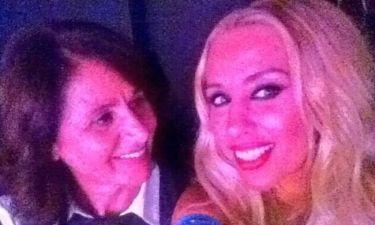 Η μαμά της Μαστροκώστα στο Dancing with the stars