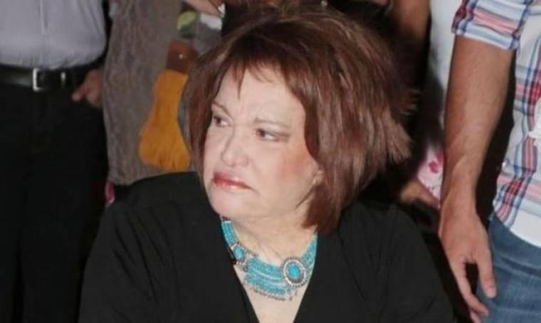 Μαίρη Χρονοπούλου: Ξανά στο χειρουργείο