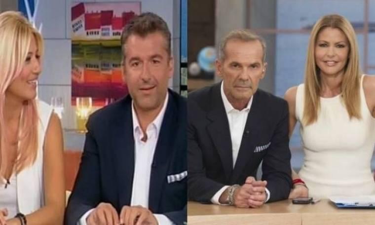 «Πρωινό Mou» Vs «Το Πρωινό»: Ποιο πρόγραμμα κέρδισε την μάχη της τηλεθέασης;