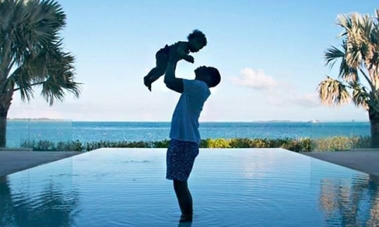 Η τρυφερή φωτογραφία του Jay Z με την κόρη του!