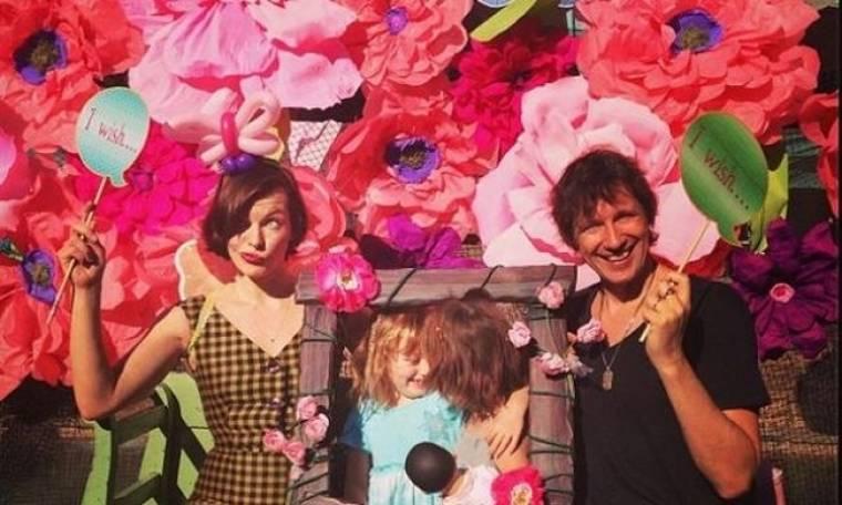 Πάρτι με νεραϊδογοργόνες για την κόρη της Μίλα Γιόβοβιτς (φωτογραφίες)