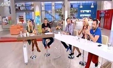 Γεωργαντάς: «Με κράζατε! Με «φάγατε» όταν ήμουν στο Dancing on ice»