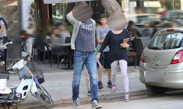 «Συλλάβαμε» πρώην παίκτη του Ολυμπιακού σε οικογενειακή βόλτα