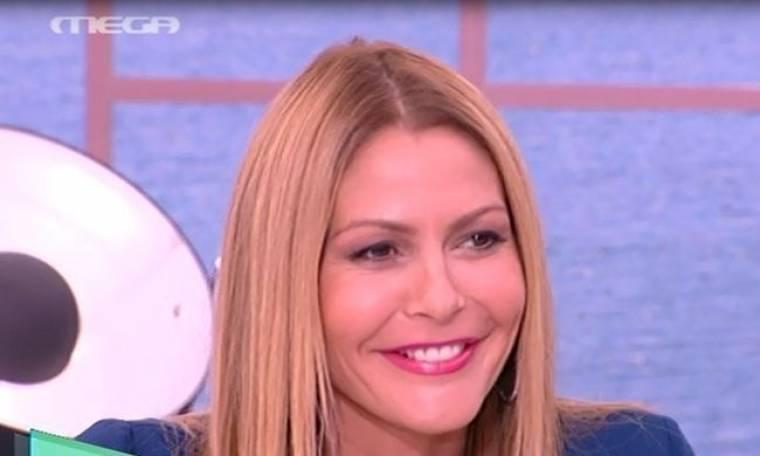 Τζένη Μπαλατσινού: «Ο Καληώρας μου θυμίζει τον μπαμπά μου»