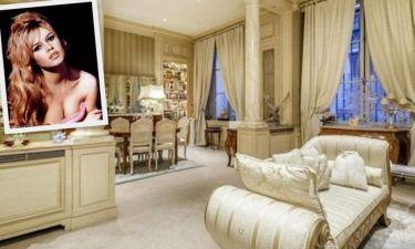 Προς πώληση η άλλοτε ερωτική φωλιά της Brigitte Bardot στο Παρίσι!