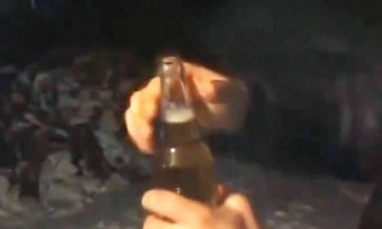 Θες να πιεις μπύρα στη Σιβηρία; Ξανασκέψου το... (βίντεο)