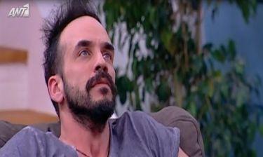 Μουζουράκης: «Γιατί η Ελλάδα δεν αποδέχεται έναν άνθρωπο με τόσα ταλέντα όπως εμένα;»