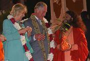 Πρίγκιπας Κάρολος: Στην Ινδία με την Καμίλα σε ινδουιστική τελετή!