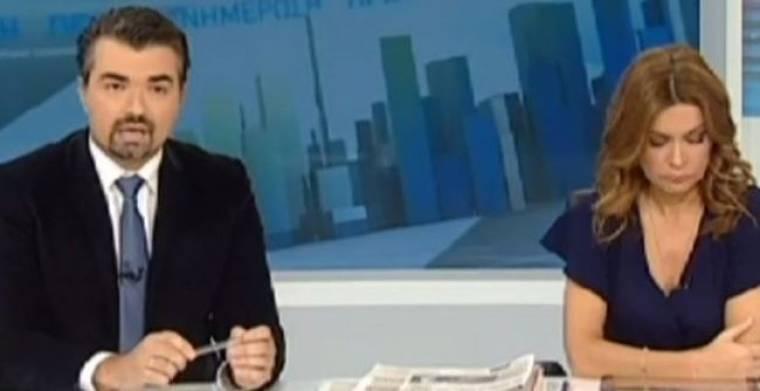 Όταν η Ελληνική Δημόσια Τηλεόραση μιλά για την επέμβαση των ΜΑΤ στην ΕΡΤ!