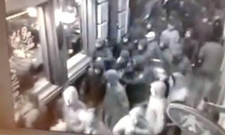 Ντοκουμέντο: Πυροβόλησαν οπαδούς της Σέλτικ (video+photo)