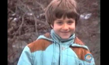 18 χρόνια μετά το Χαμόγελο του παιδιού δεν ξεχνά τον πιτσιρίκο που το ξεκίνησε