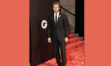 David Beckham: Ανακηρύχθηκε ο πιο στιλάτος άντρας της χρονιάς!