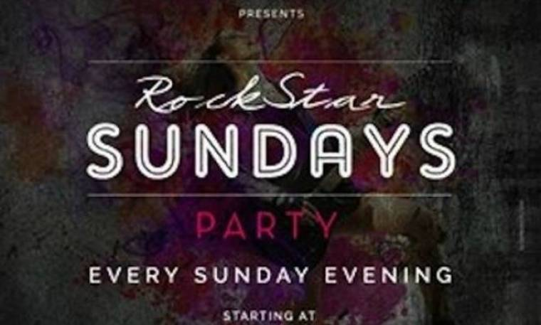 Rock Star Sundays!!! (Αποκλειστικά από την majenco στο queen.gr)