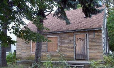 Κάηκε το πατρικό σπίτι του Eminem!