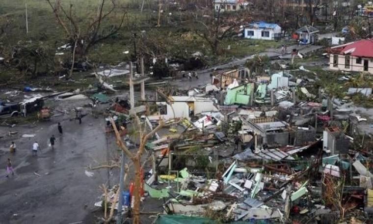 Φιλιππίνες: Φόβοι για πάνω από 1.000 νεκρούς από τον τυφώνα
