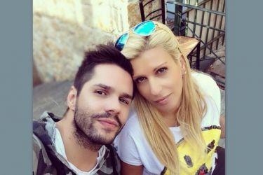 Γιώργος Τσαλίκης: Κυριακάτικη βόλτα με τη γυναίκα του στη Πεντέλη