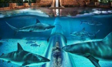 Δείτε την πιο τρομακτική νεροτσουλήθρα του κόσμου (pics)