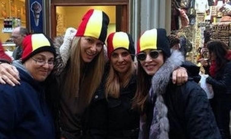 Άννα Βίσση-Ορθούλα Παπαδάκου: Έχουν γίνει αχώριστες τελευταία!