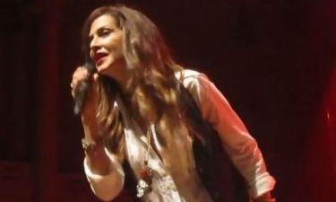 Άννα Βίσση: Στις Βρυξέλλες χόρεψε κυπριακά
