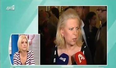 Έλενα Ακρίτα: «Η τηλεόραση με έχει γραμμένη και εγώ την έχω γραμμένη»