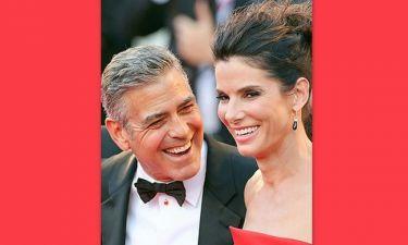 O George Clooney μιλάει για την Bullock: «Πέρασε πολύ δύσκολα χρόνια»