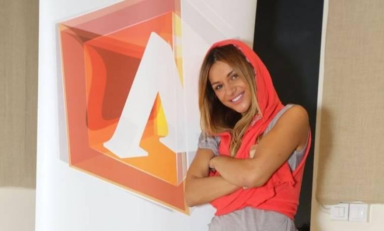 Ελένη Τσολάκη: Είναι ερωτευμένη και δεν το κρύβει!