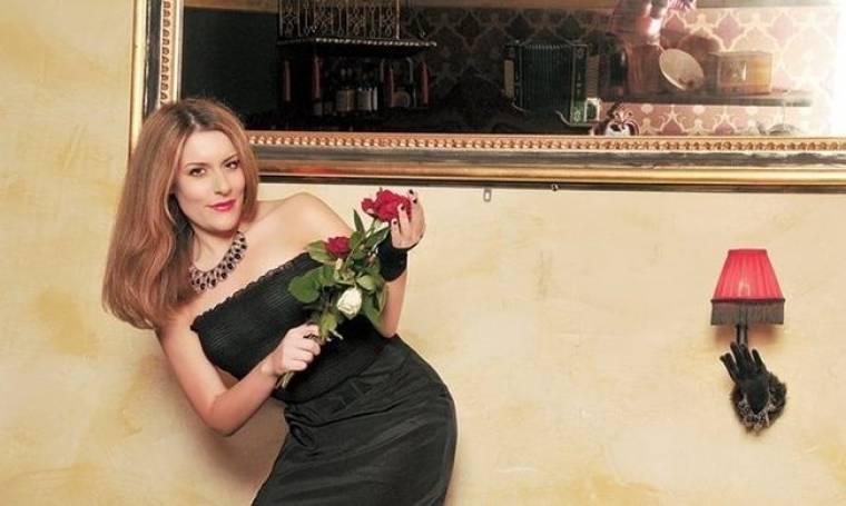 Άννα Καπόνε- Πάπας: Η goth σοπράνο από το Περιστέρι, στη Eurovision - μέσω Ελβετίας