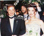 Ο γάμος του Δάντη με την Γιαγκούση πριν από 24 χρόνια!