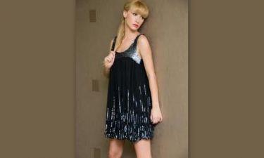 Μοντέλο υψηλής ραπτικής η Αλίσια Τρούση!