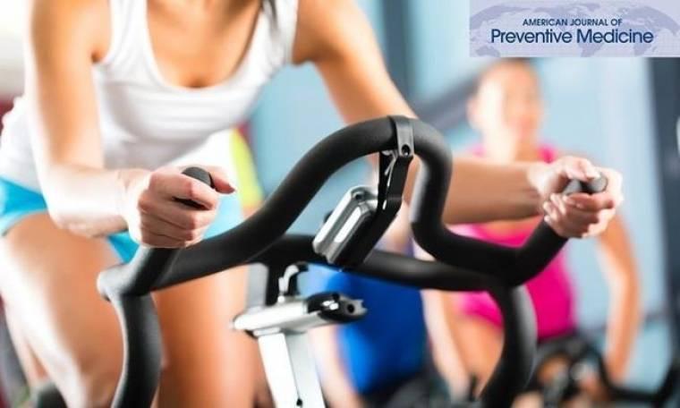 Μισή ώρα γυμναστικής την ημέρα σώζει από την κατάθλιψη
